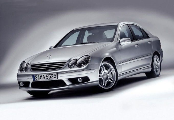 Tuning autoparts with best price from amg full body kit for Mercedes benz c class w203